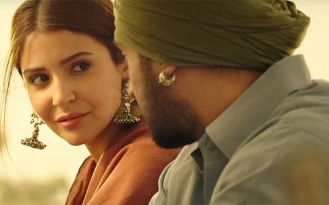 Phillauri HD Trailer FT Anushka Sharma Diljit Dosanjh | Stills Images