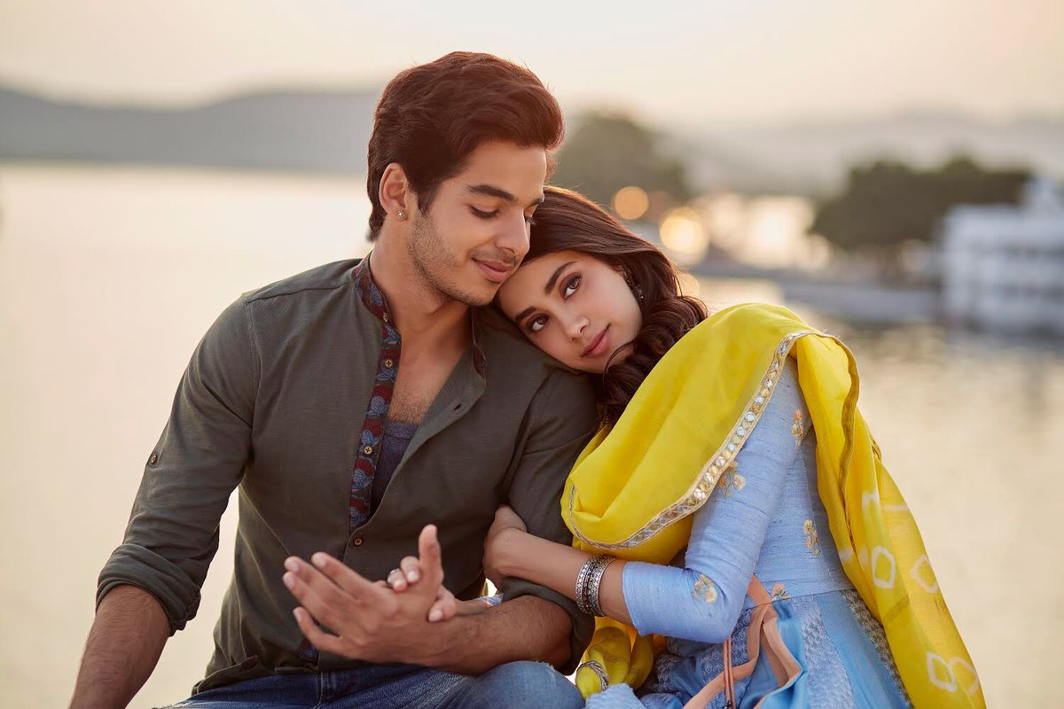 Dhadak 1st Weekend Box Office Collection – Reviews
